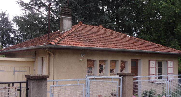 Maison avant la surélévation