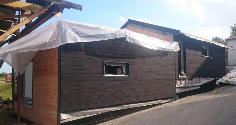 Maison ossature bois_Milliat (10)