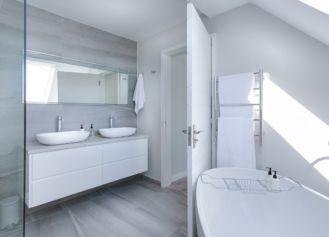 salle de bain dans les combles