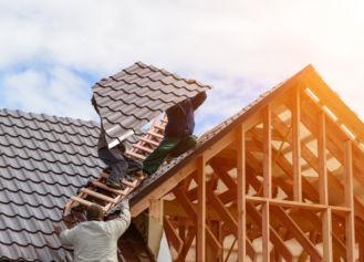 surélévation toiture nouvelle couverture rhône ossature bois