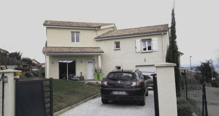 Maison après surélévation